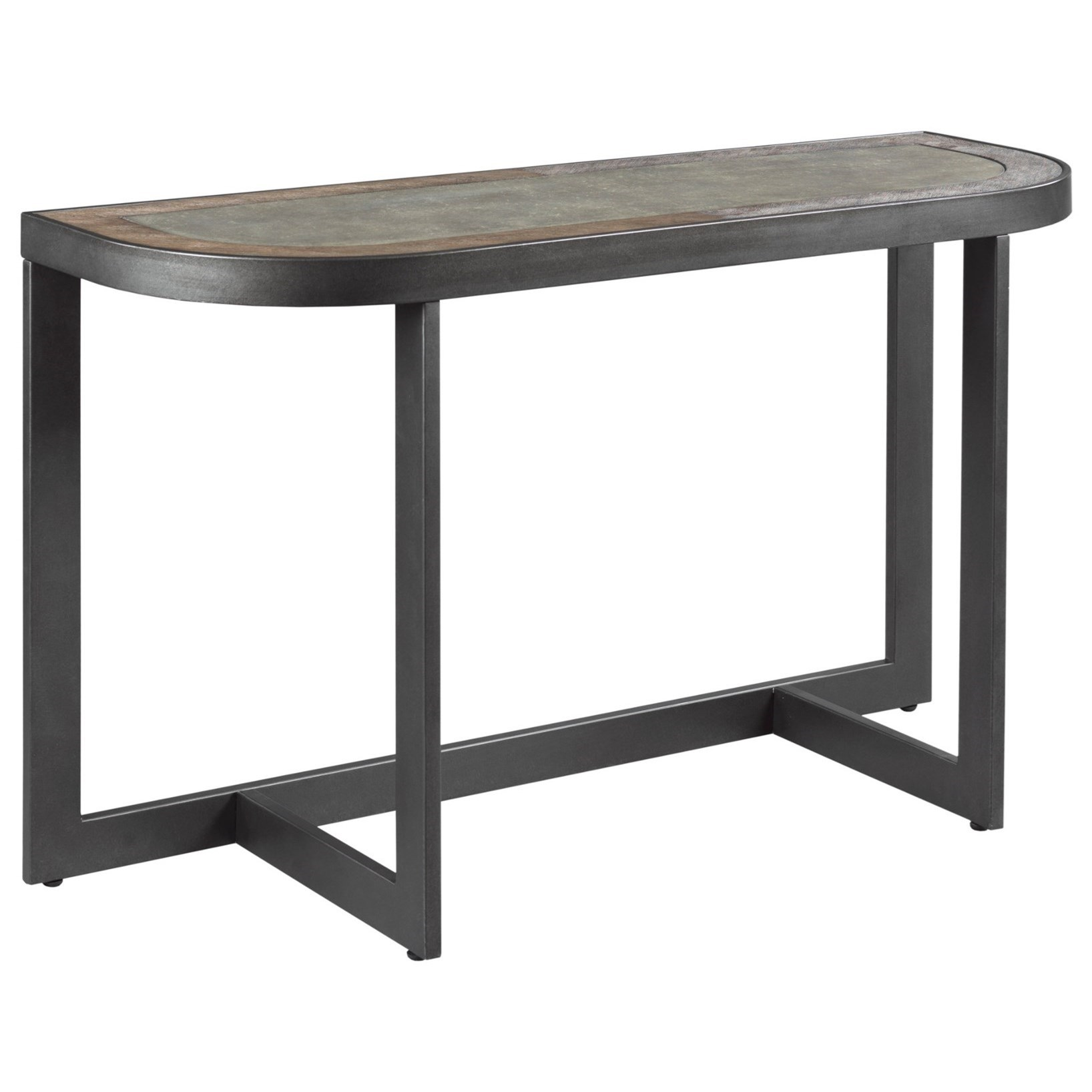 Graystone Sofa Table by England at Van Hill Furniture