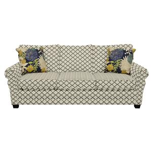 Living Room Sofa with Traditional Style