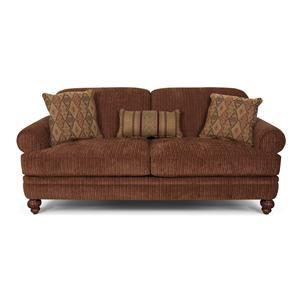 England Kathy Rolled Arm Sofa