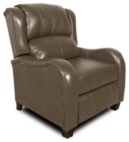 Serenity Hi-Leg Recliner by England at Crowley Furniture & Mattress