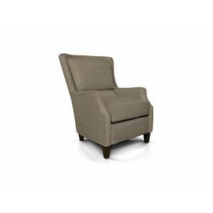 Plush Back Club Chair