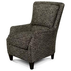Plush Back Chair