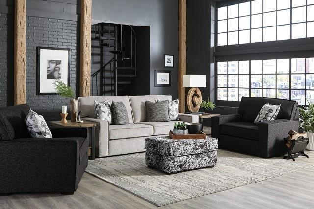 Evans Living Room Group England Evans by England at Crowley Furniture & Mattress