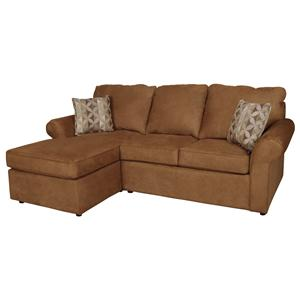 England Malibu 3 Seat (left side) Chaise Sofa