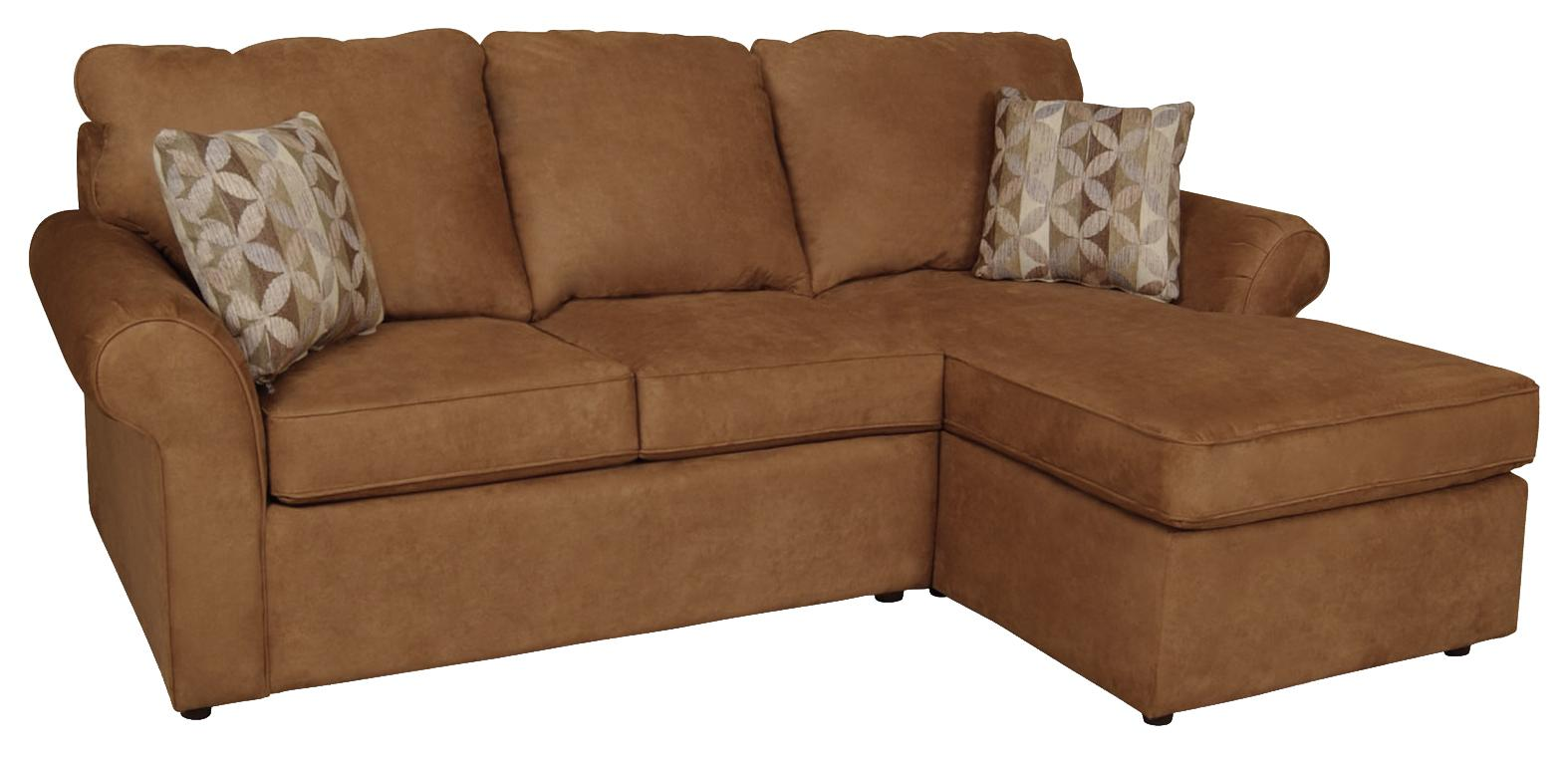 3 Seat (right side) Chaise Sofa