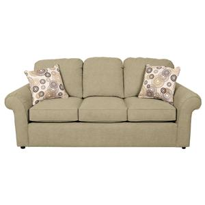 Casual Styled Sofa for Family Rooms and Living Rooms