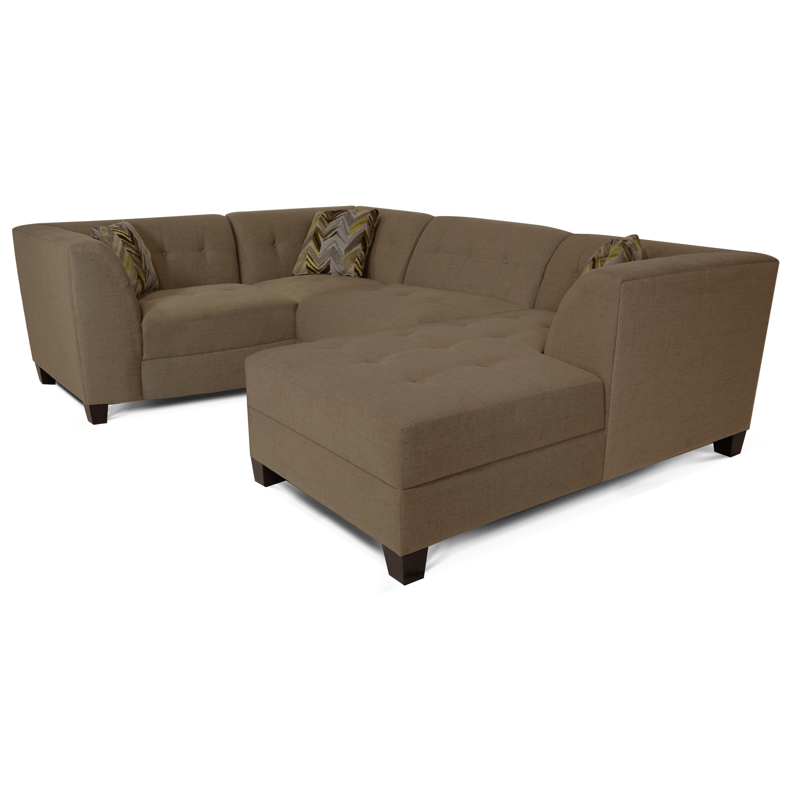 Miller Sectional Sofa by England at EFO Furniture Outlet