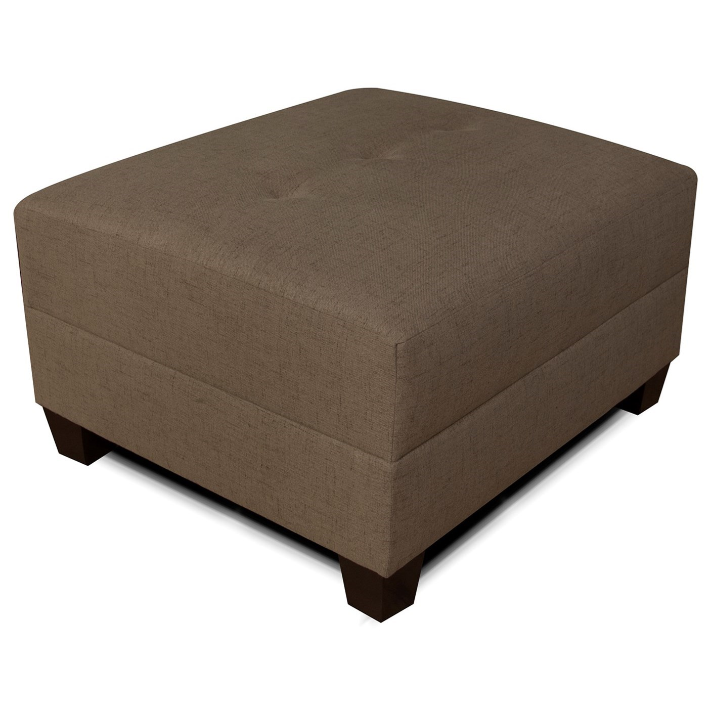 Miller Ottoman by England at Darvin Furniture