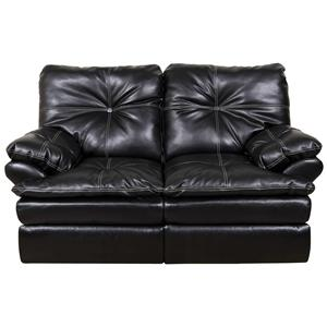England Miranda and Lloyd  Double Reclining Loveseat with Power