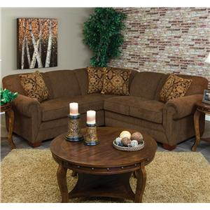 2 Piece Sofa Sectional