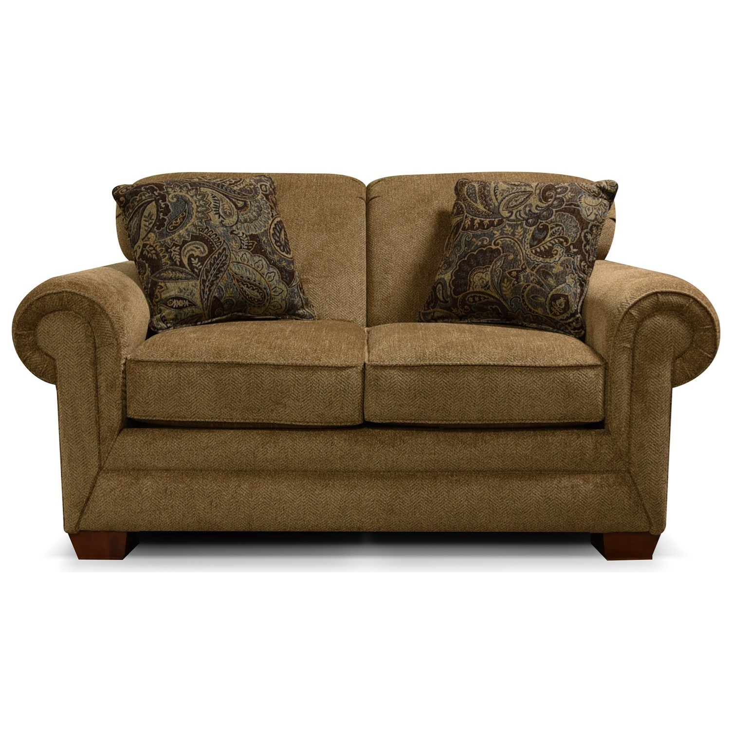 Monroe Loveseat by England at SuperStore