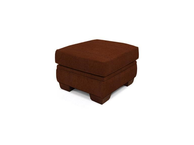 Monroe Ottoman by England at Dunk & Bright Furniture