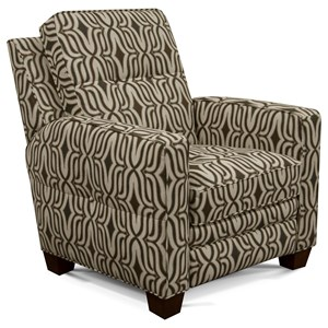 Contemporary Accent Arm Chair