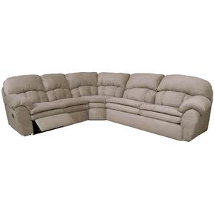 England Oakland Sectional Sofa