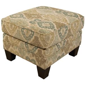 England Paige Ottoman