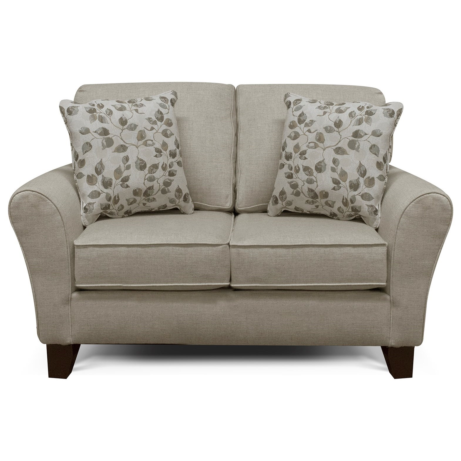 Paxton Loveseat by England at Crowley Furniture & Mattress