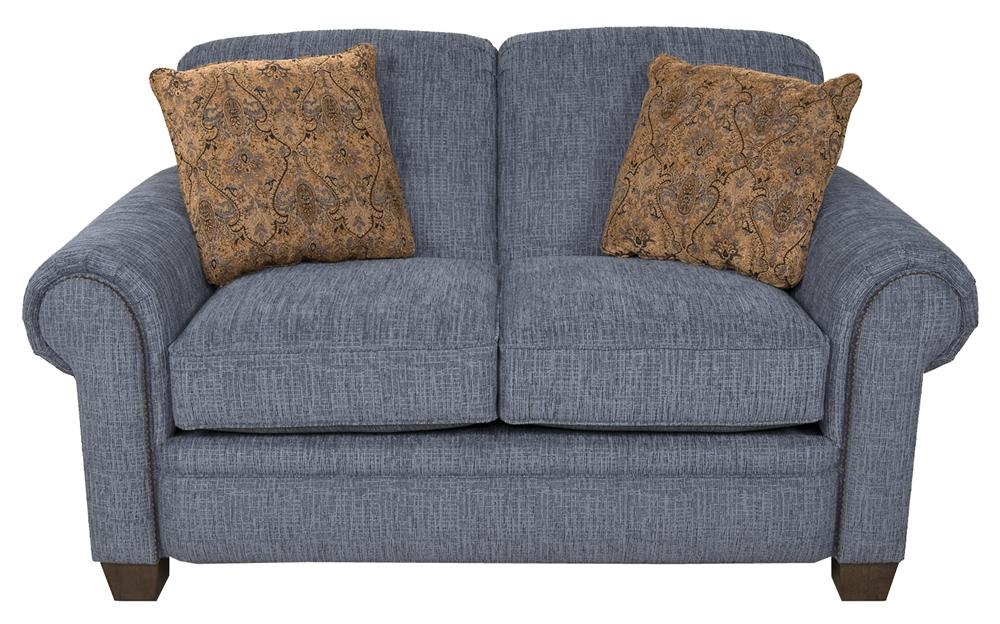 Philip Loveseat by England at Crowley Furniture & Mattress