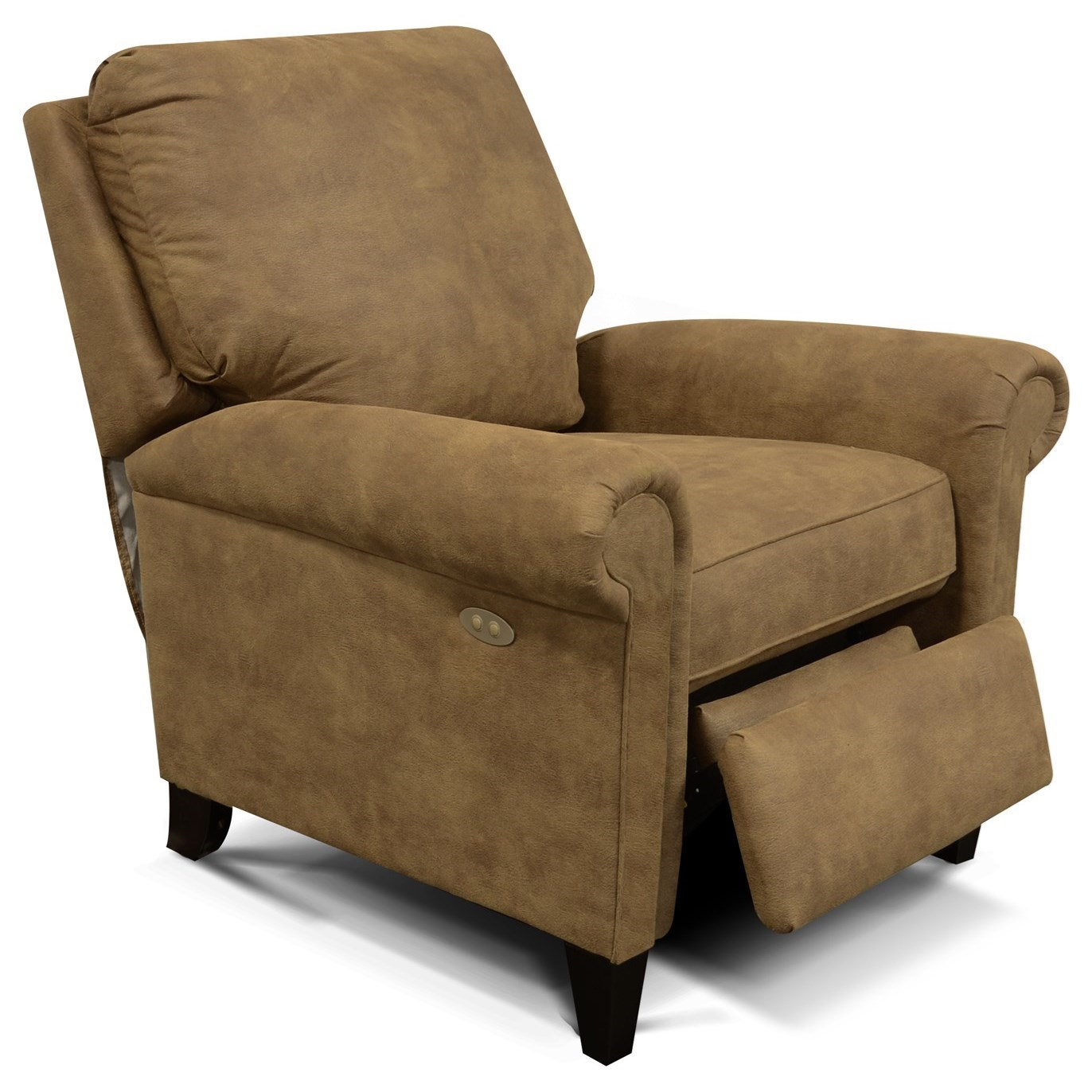 Price High-Leg Reclining Chair by England at SuperStore