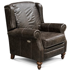 Recliner with Traditional Style