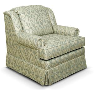 Traditional Swivel Glider