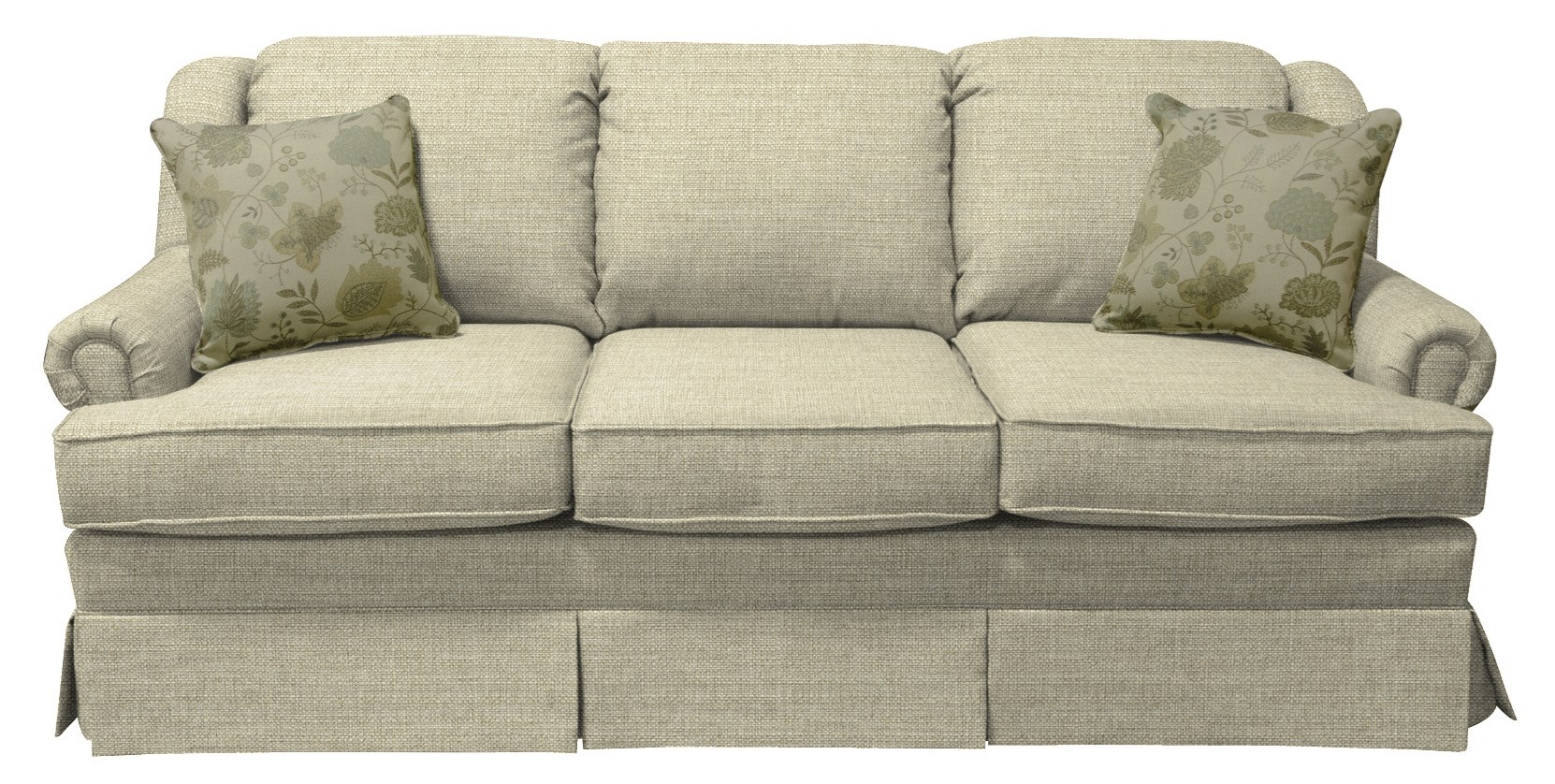 Rochelle Sofa by England at Crowley Furniture & Mattress