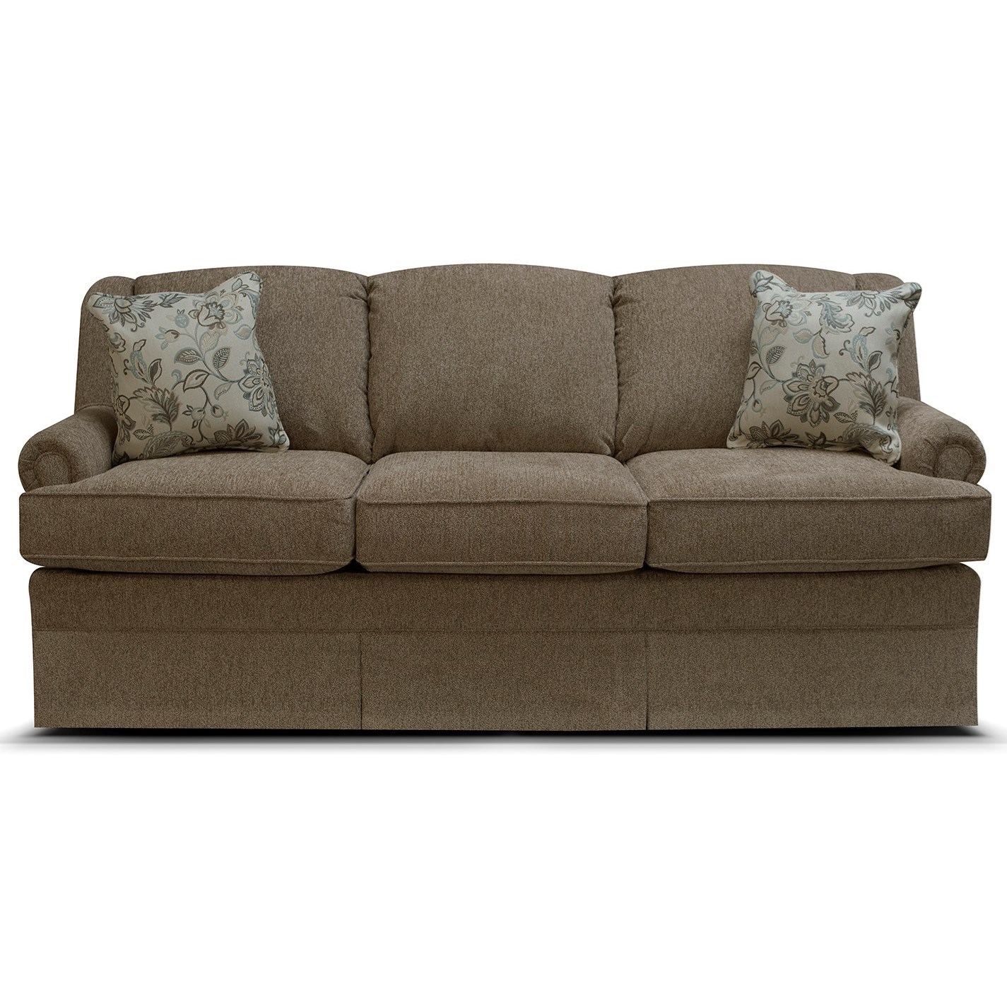 Rochelle Sofa by England at VanDrie Home Furnishings