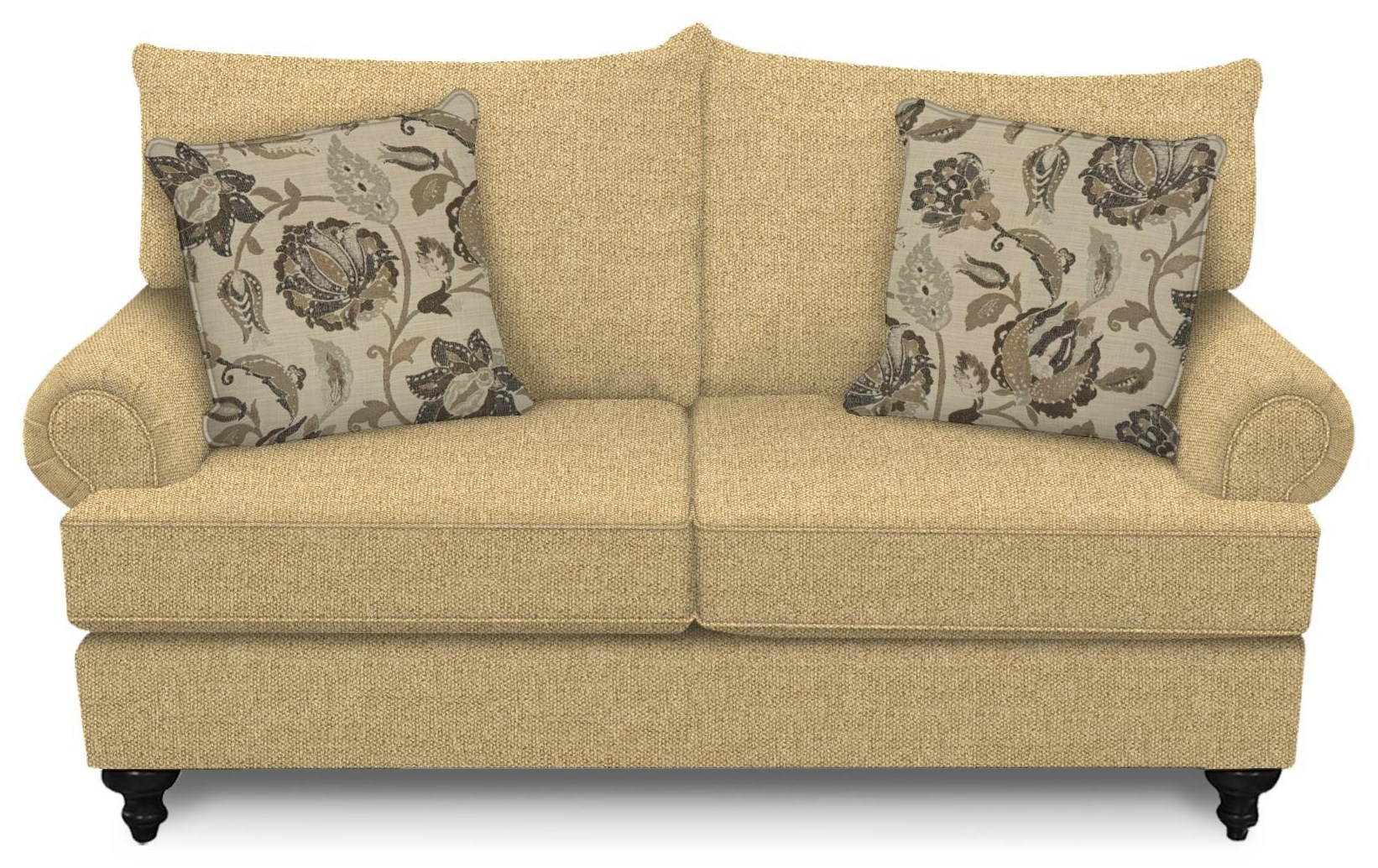 Lucy Loveseat by England at Crowley Furniture & Mattress