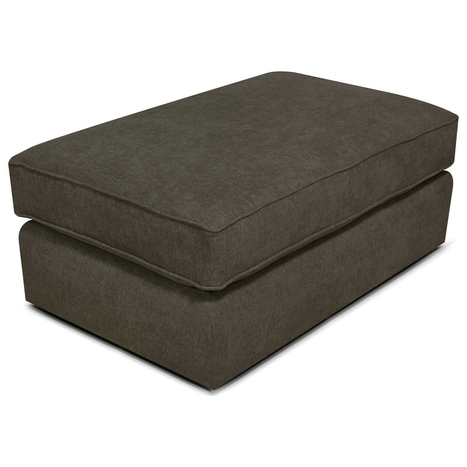 Rouse Ottoman by England at Pilgrim Furniture City