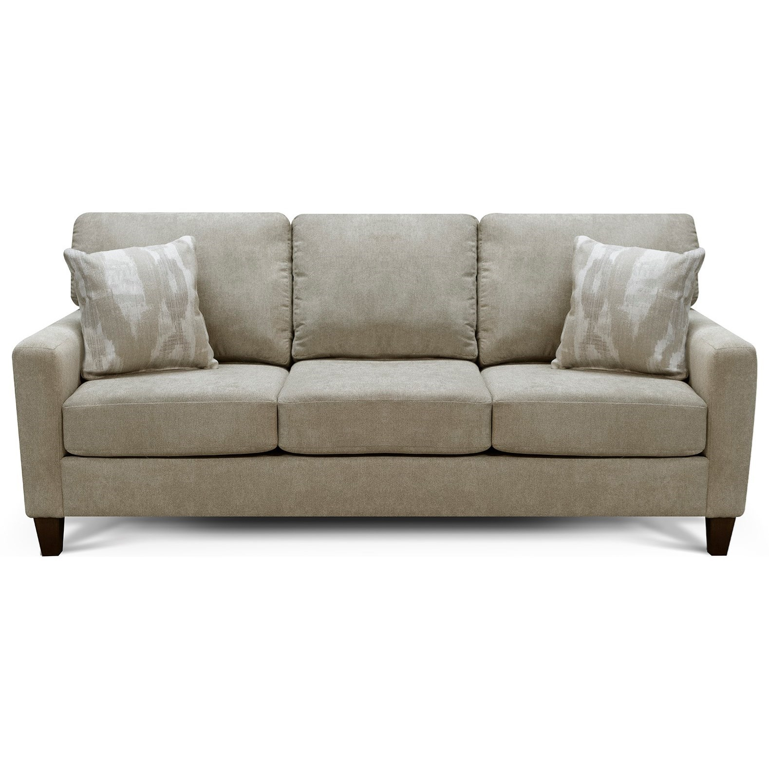 Roxy Sofa by England at Lapeer Furniture & Mattress Center
