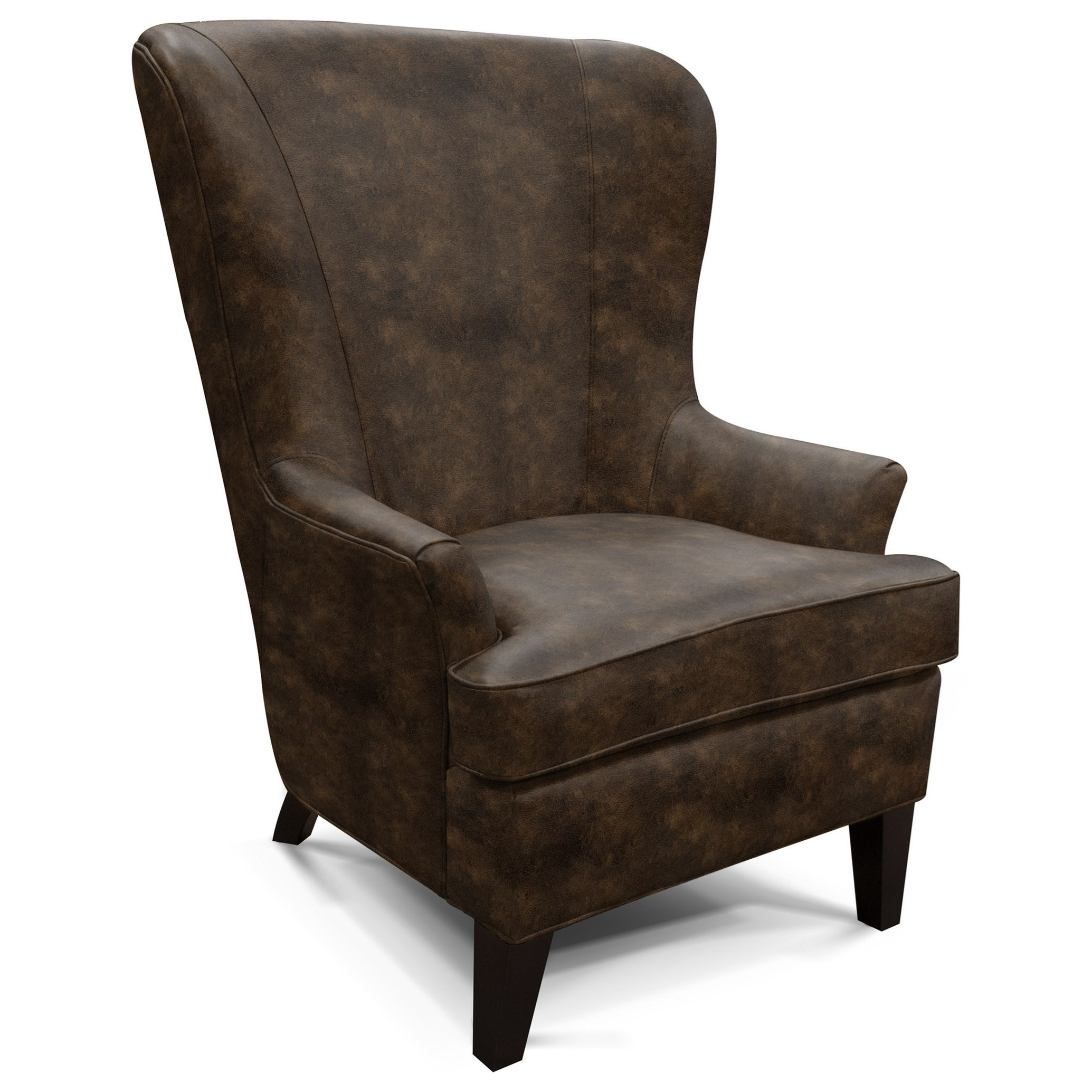 Saylor Wing Chair by England at Gill Brothers Furniture