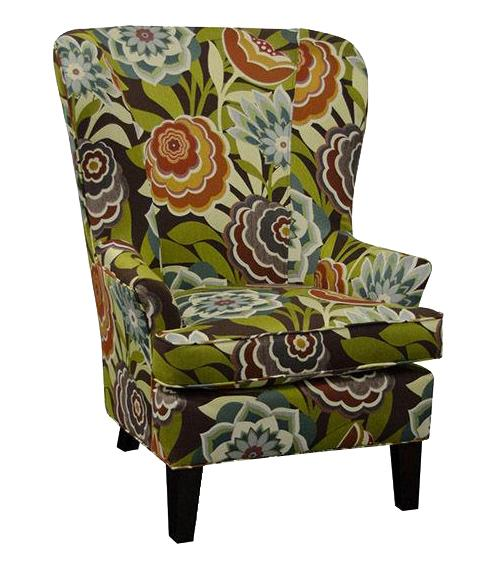Saylor Wing Chair by England at Van Hill Furniture