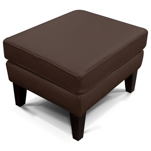 Ottoman with Casual Look