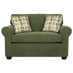 Twin Size Sleeper Sofa for Living Rooms