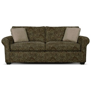 Air Mattress Queen Size Sofa Sleeper with Casual Style