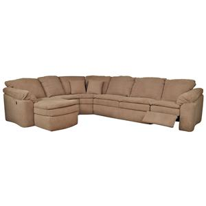 Six Seat Sectional