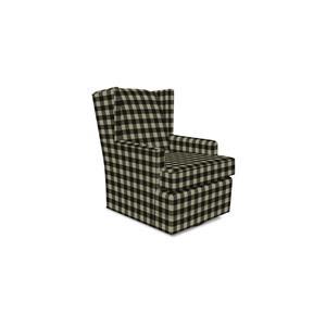 Wing Back Swivel Chair