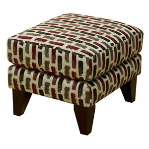 England Shockley Ottoman