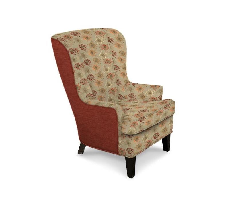 Smith Living Room Arm Chair by England at Dunk & Bright Furniture