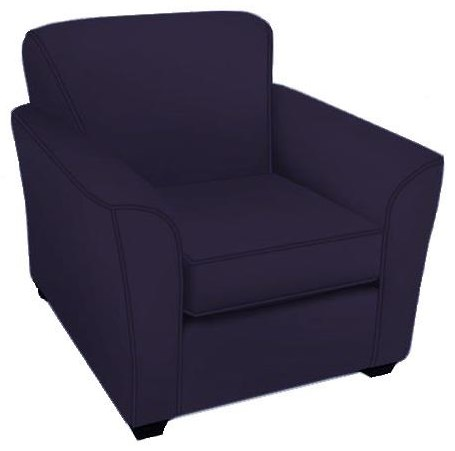 Izzy Chair by England at Crowley Furniture & Mattress