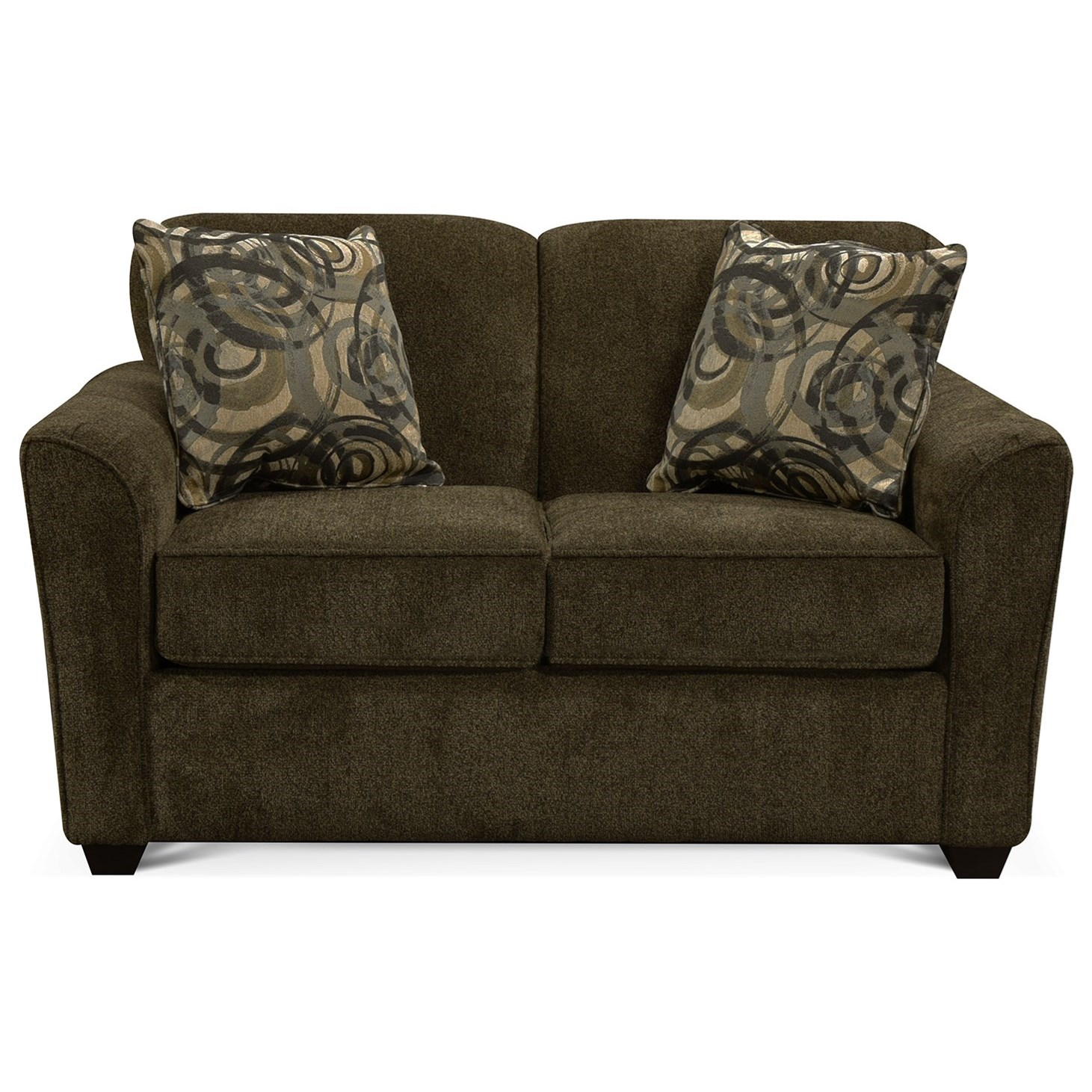 Smyrna Loveseat by England at Esprit Decor Home Furnishings