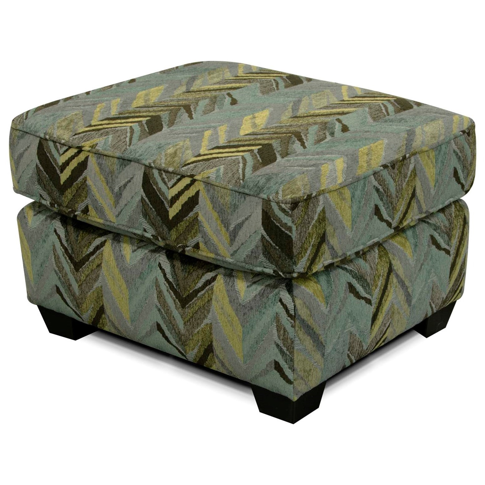Smyrna Ottoman by England at Esprit Decor Home Furnishings