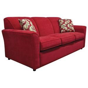Queen Size Sleeper Sofa with Comfort 3 Mattress