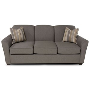 Sofa with Casual Contemporary Style