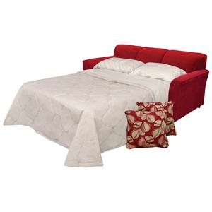 England Smyrna Queen Size Sofa Sleeper with Contemporary Style AHFA Sofa Sleeper Dealer Locator
