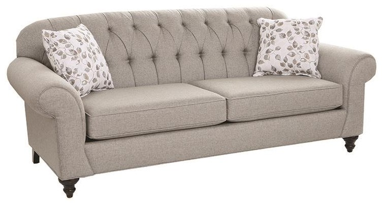 "Stacy 90"" Sofa by England at Darvin Furniture"