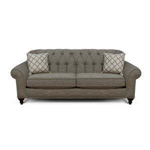 Sofa with Tufted Back