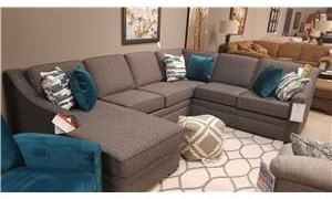 Sectional Sofa with Five Seats
