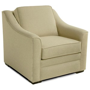 Contemporary Casual Chair