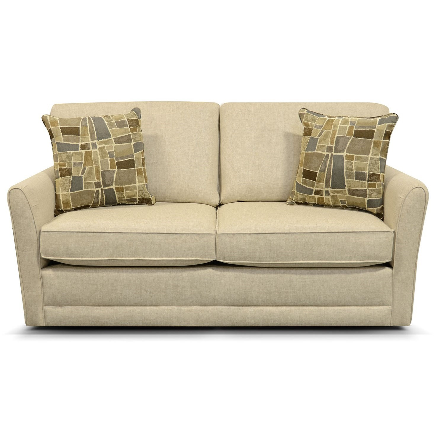 Tripp Loveseat by England at Furniture Superstore - Rochester, MN