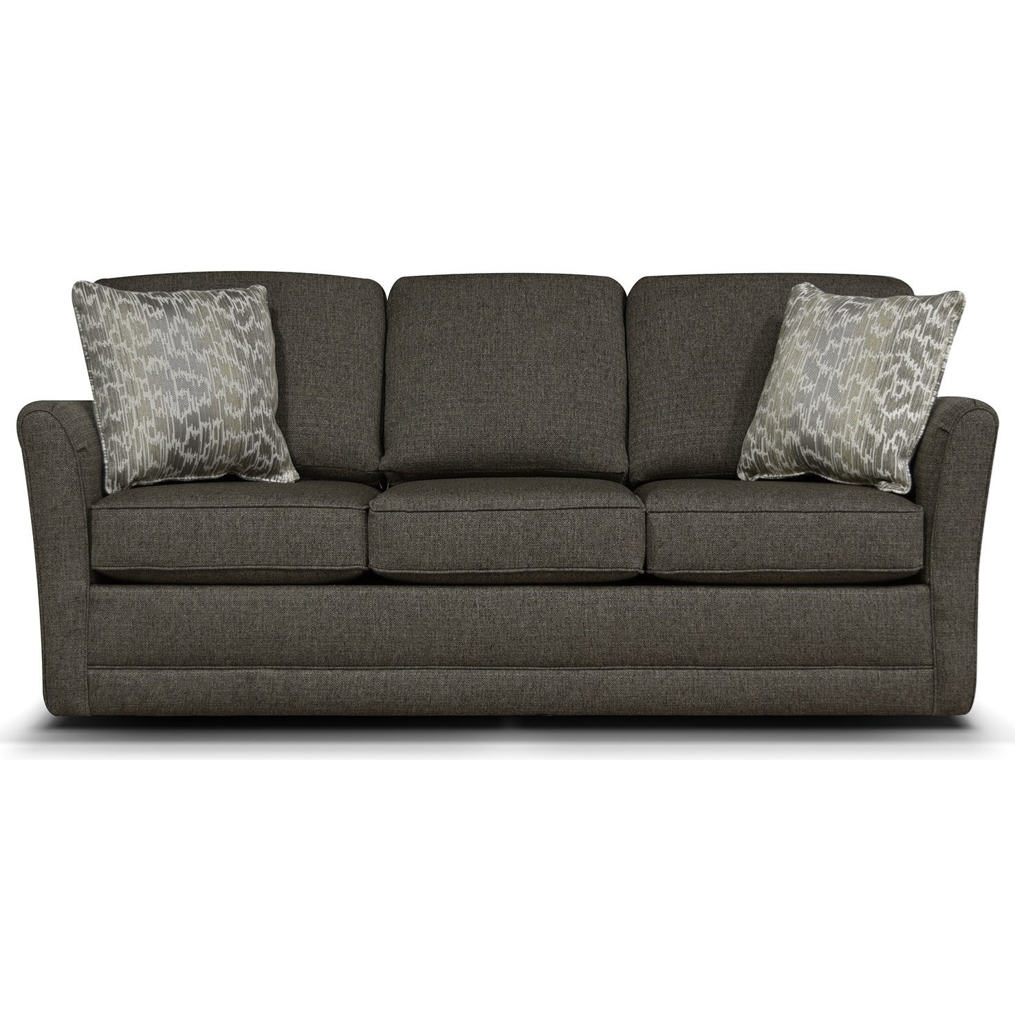 Tripp Queen Sleeper Sofa by England at Furniture and ApplianceMart